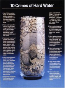 10 crimes of hard water