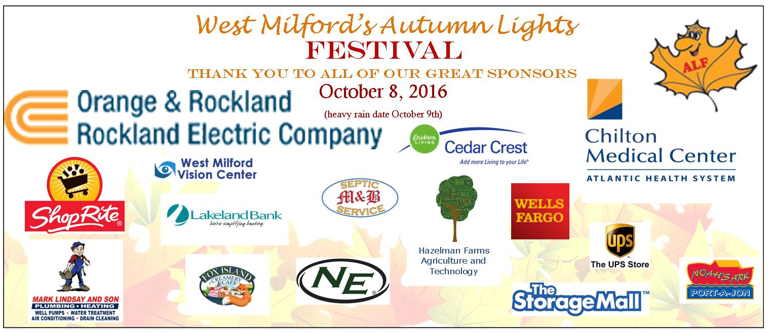 Join us at the 22nd annual Autumn Lights Festival!