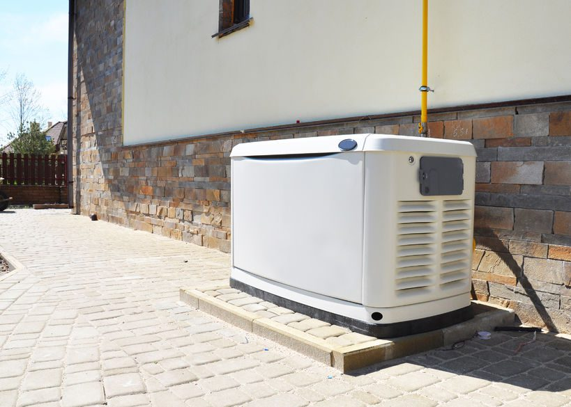 whole home generator installed in new jersey